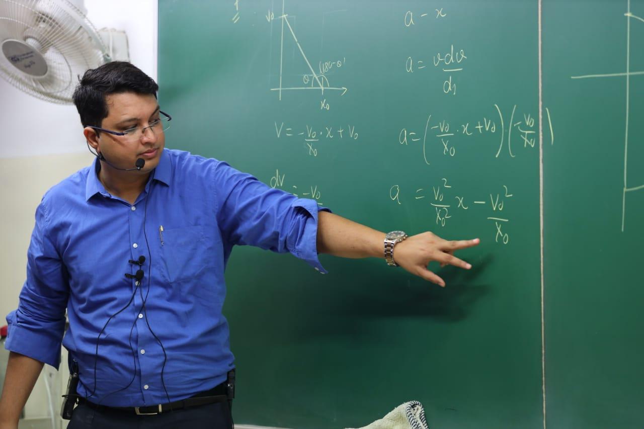 Physics,Competative