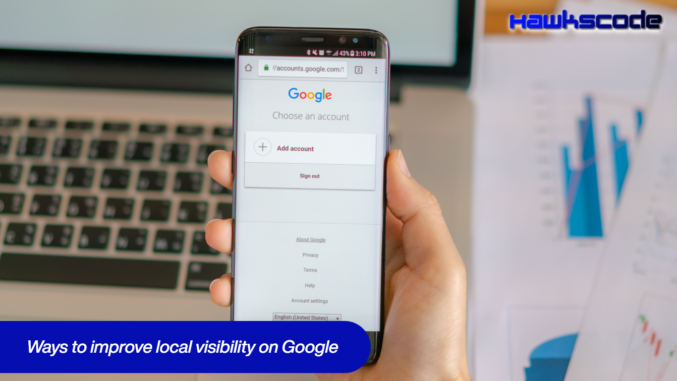 Ways to improve local visibility on Google,SEO,Search Engine Optimization,Local Search
