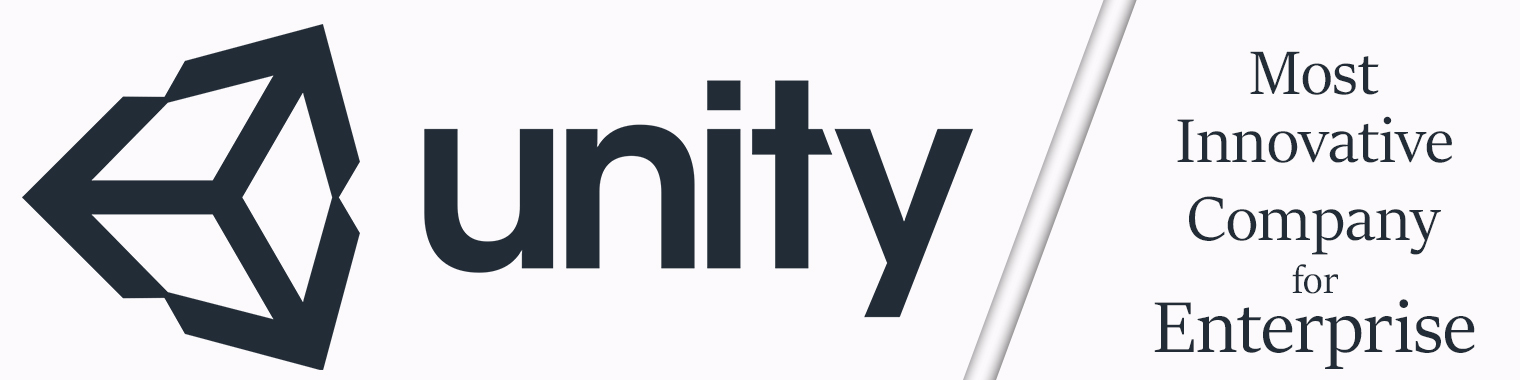 Most Innovative Company for Enterprise, Most Innovative Company, Unity Technology, Fast Company