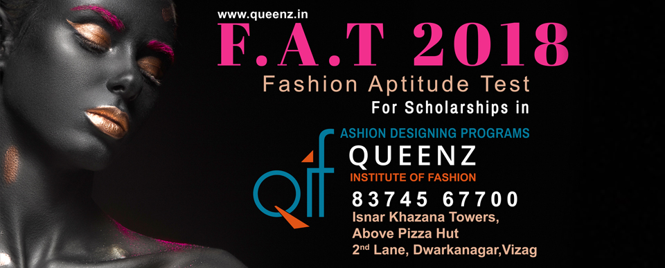 Courses Fees Of Queenz Institute Of Fashion